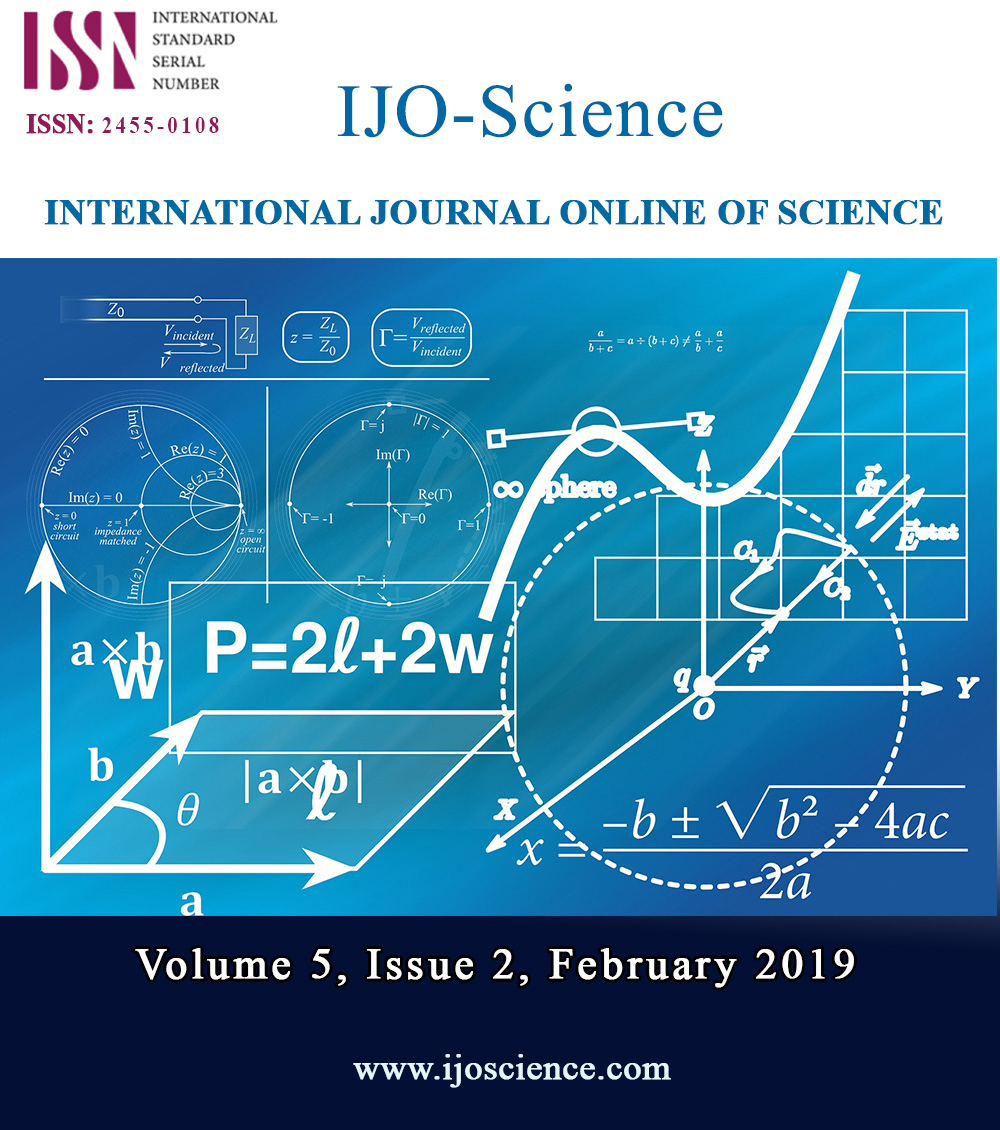 View Vol. 5 No. 2 (2019): Volume 5, Issue 2, February 2019