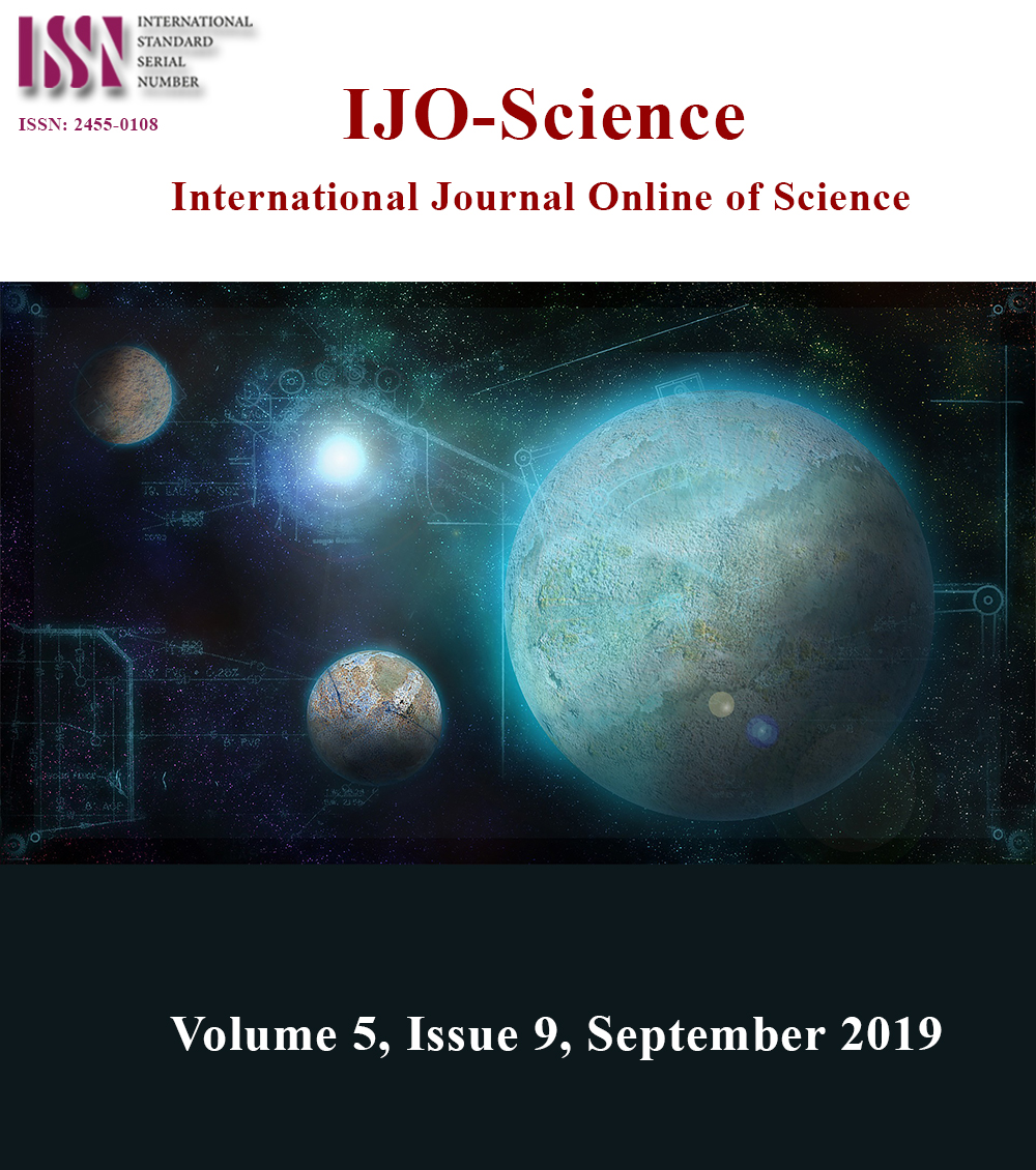 View Vol. 5 No. 9 (2019): Volume 5, Issue 9, September 2019