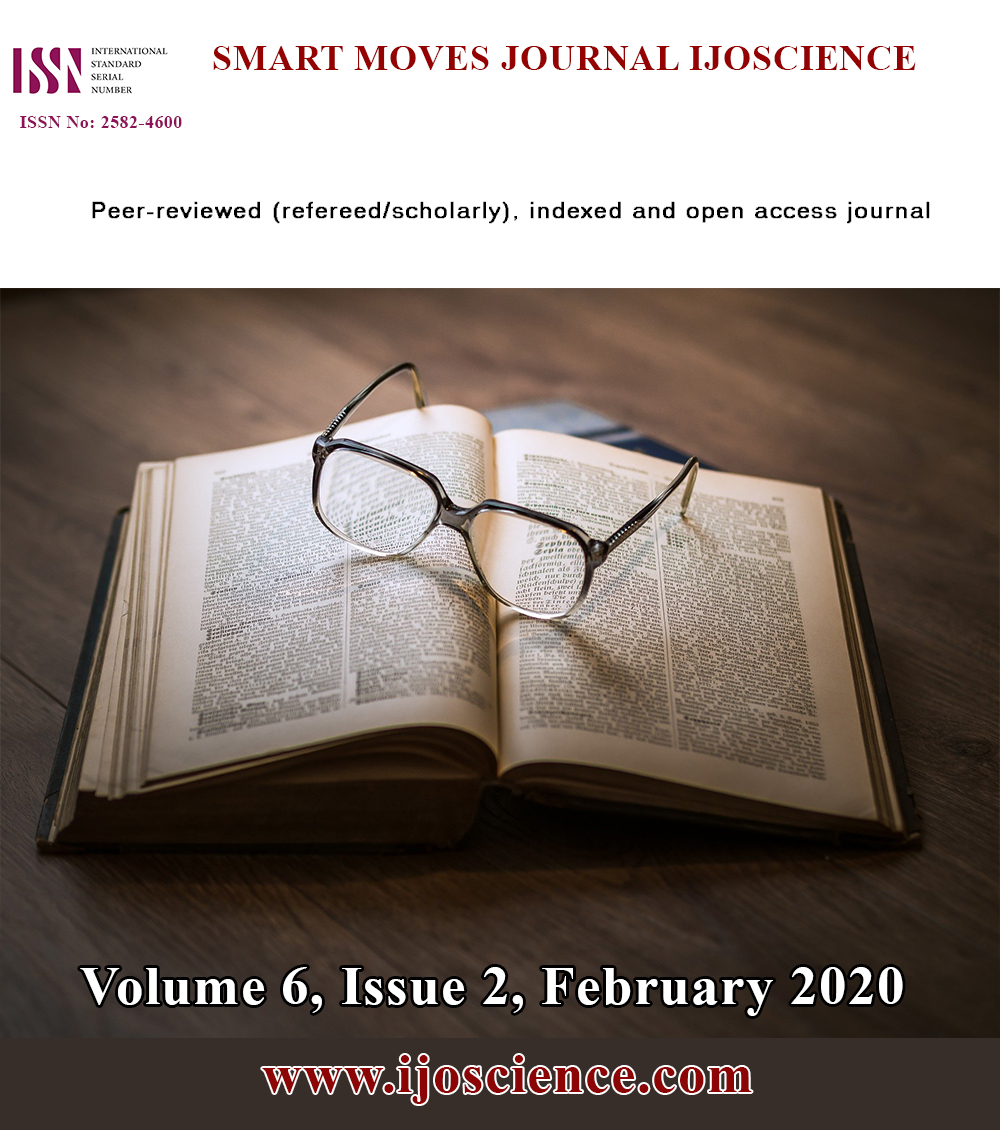 View Vol. 6 No. 2 (2020): Volume 6, Issue 2, February 2020