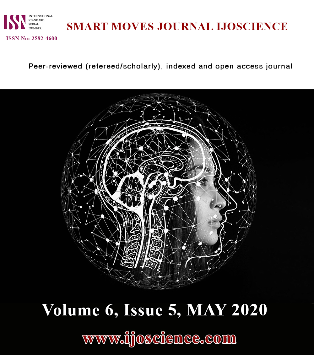 View Vol. 6 No. 5 (2020): Volume 6, Issue 5, May 2020
