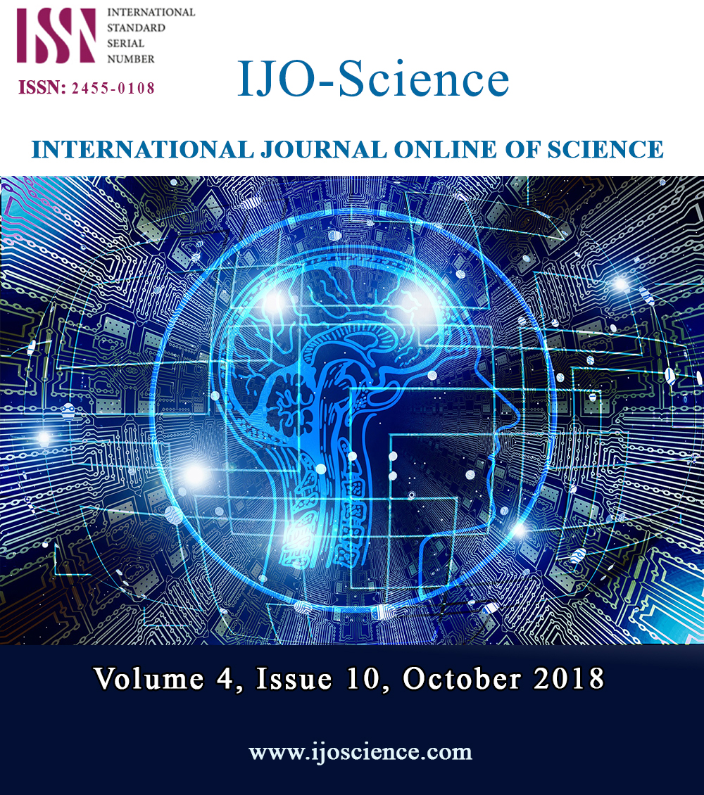 View Vol. 4 No. 10 (2018): Volume 4, Issue 10, October 2018