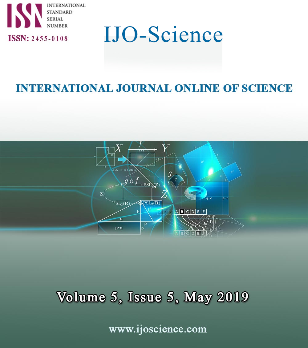 View Vol. 5 No. 5 (2019): Volume 5, Issue 5, May 2019