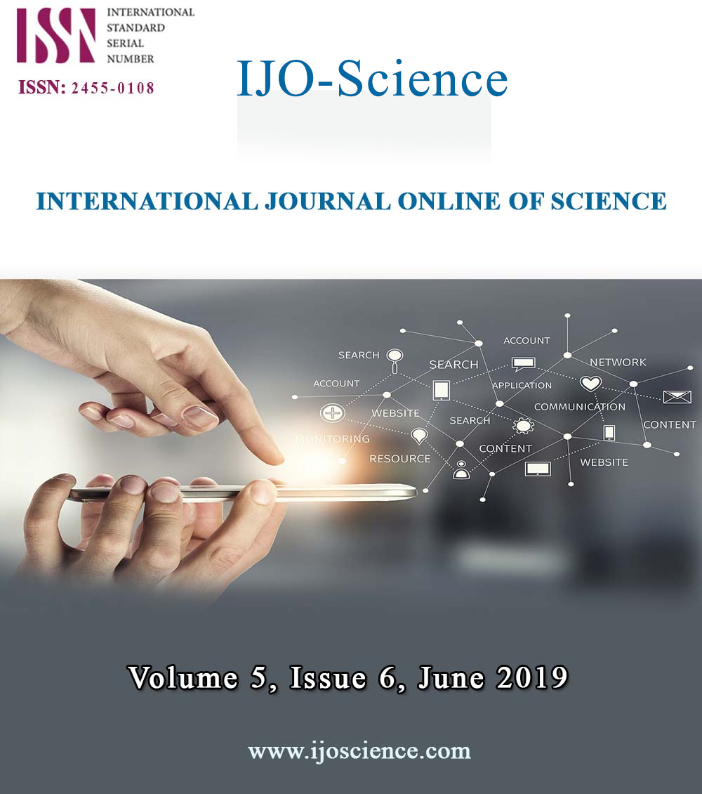 View Vol. 5 No. 6 (2019): Volume 5, Issue 6, June 2019