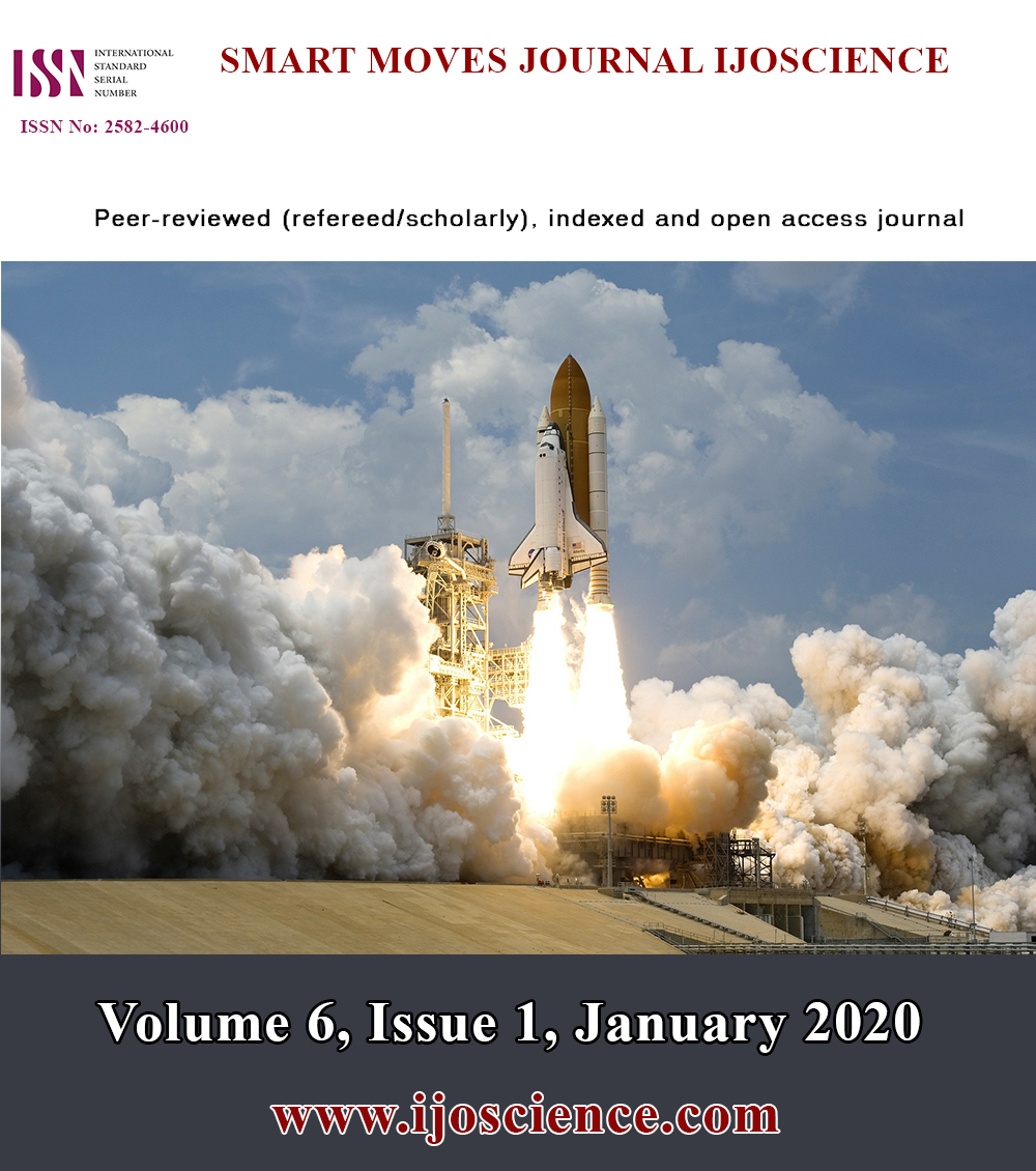 View Vol. 6 No. 1 (2020): Volume 6, Issue 1, January 2020
