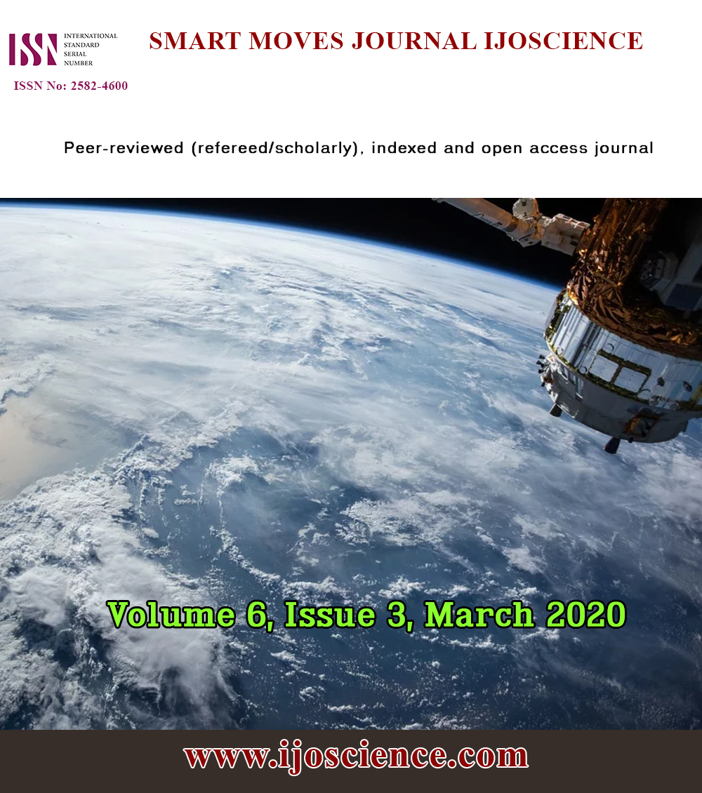 View Vol. 6 No. 3 (2020): Volume 6, Issue 3, March 2020