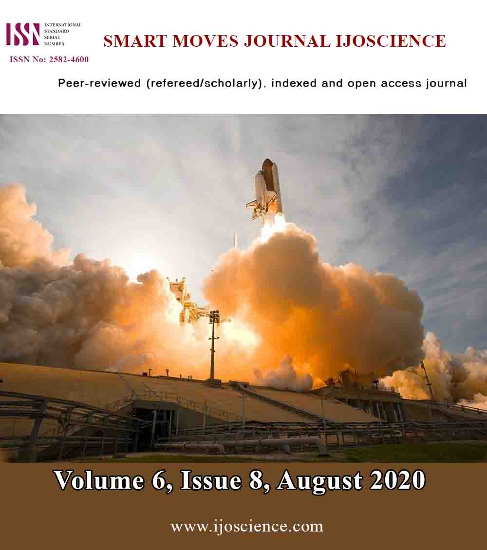 View Volume 6, Issue 8, August 2020