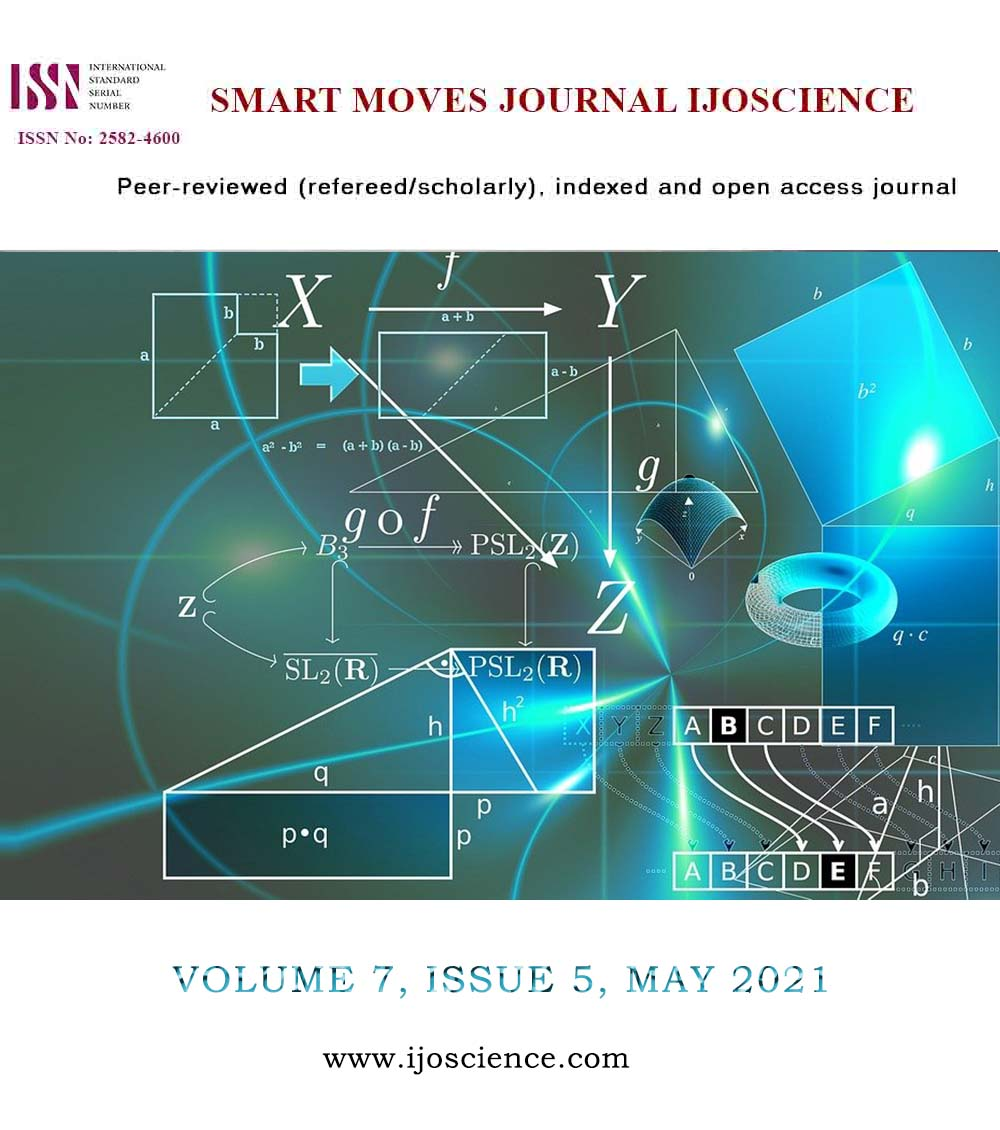 View Volume 7, Issue 5, May 2021