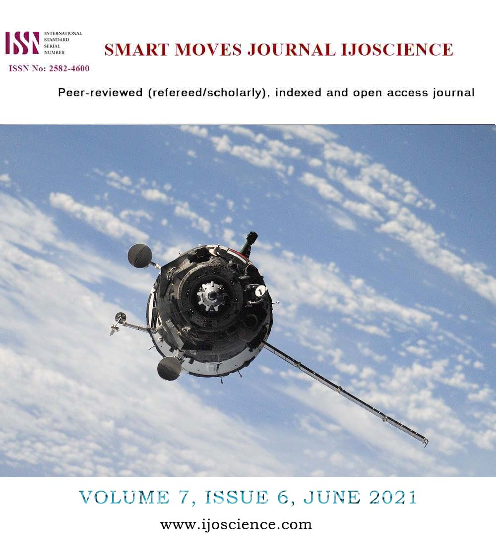 View Volume 7, Issue 6, June 2021